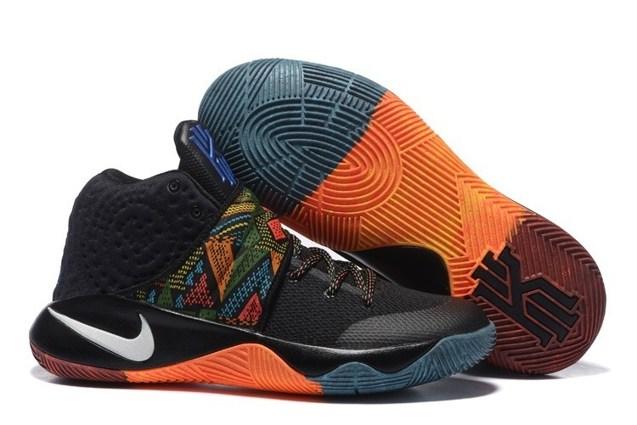 Prev Nike Kyrie II 2 BHM Black History Month Men Women GS Shoes 828375 099 2c1466a49262