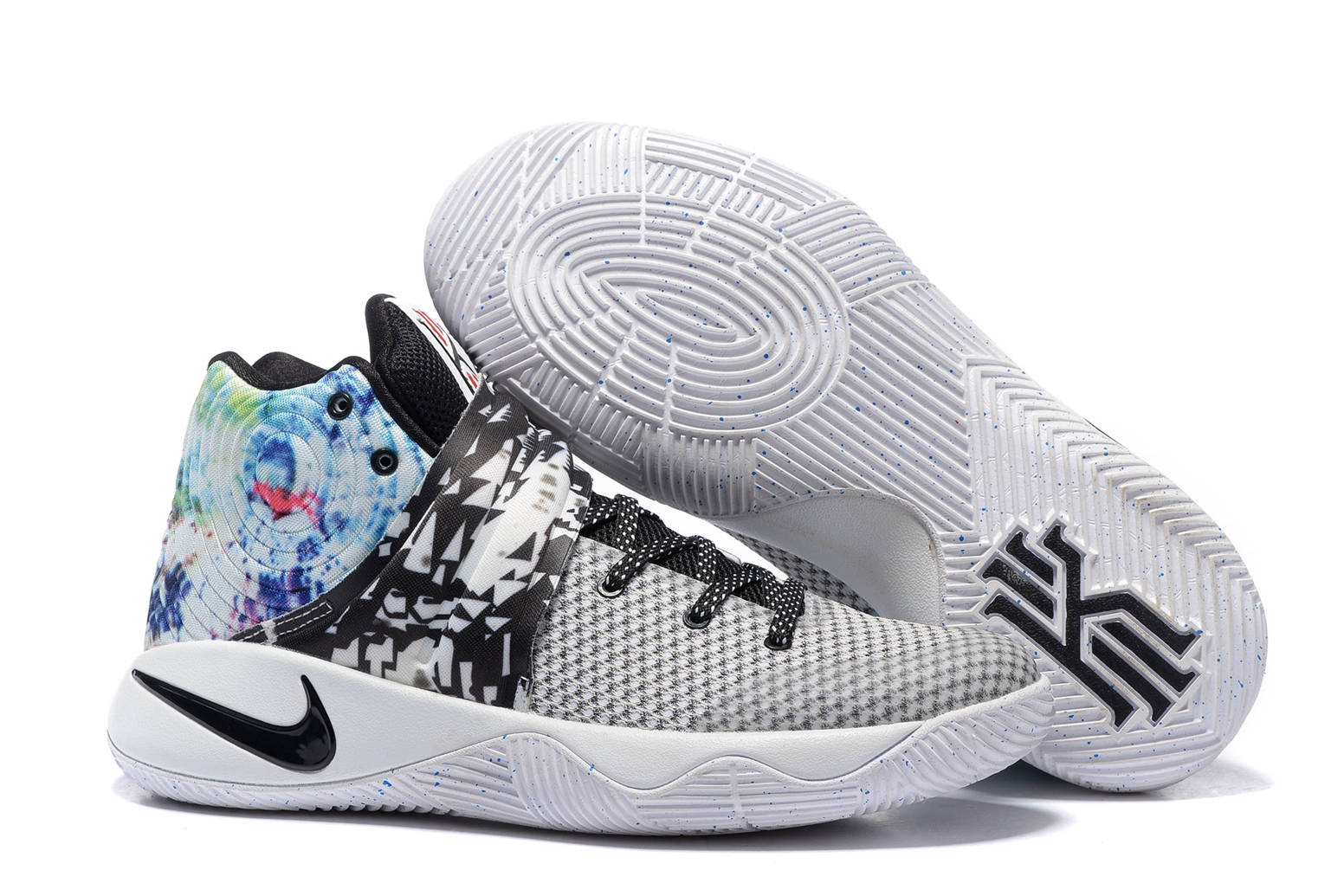 separation shoes a3f9d 14e2a Prev Nike Kyrie II 2 Irving Effect Tie Dye Men Shoes Basketball Sneakers  819583-901. Zoom