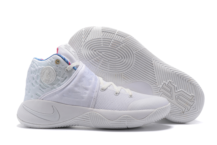 775e43bfef4 Prev Nike Kyrie II 2 What The Say Sail Championship Irving 914681-100