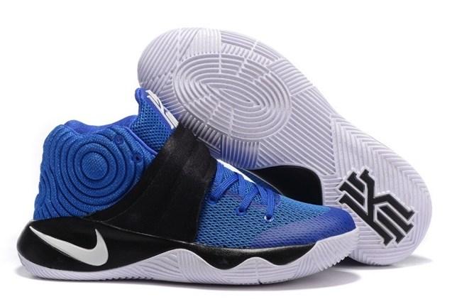 0eac4eec213d Nike Men KYRIE 2 Brotherhood Duke Basketball Shoes 819583 444 - Febbuy
