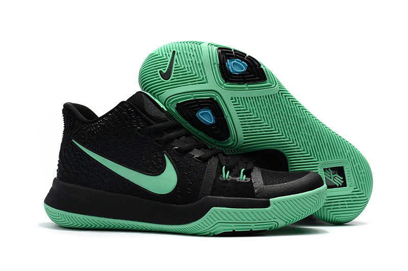e2758984e6b8 Prev Nike Zoom KYRIE 3 EP Youth Big black jade Kid Shoes. Zoom