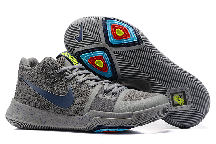 89043d801d897 Prev Nike Zoom Kyrie III 3 COLD grey Men Basketball Shoes 852395-001. Zoom