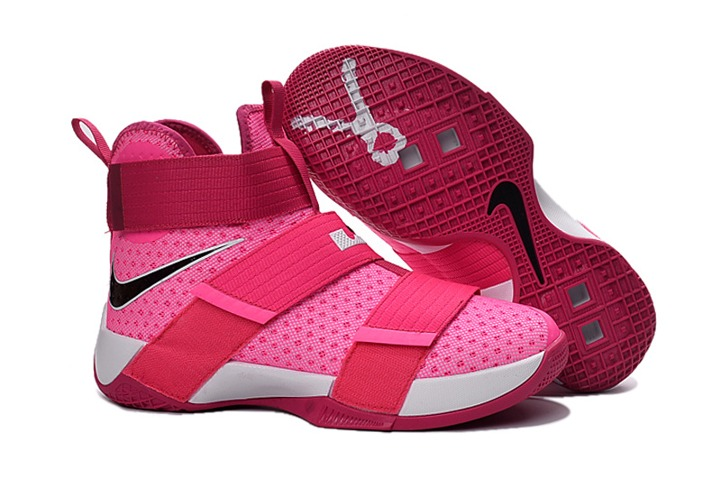 4720f113ebd Prev Nike Lebron Soldier 10 EP X James Kay Yow Breast Cancer Basketball  Shoes 844375-606. Zoom