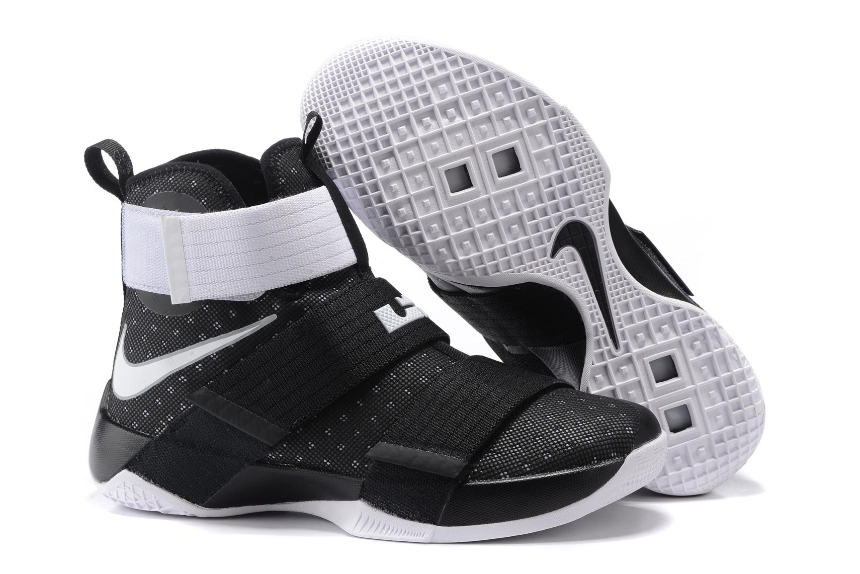 c5aaac4d5cb Prev Nike Lebron Soldier 10 EP X Men White Black Sliver Basketball Shoes  Men 844380-001