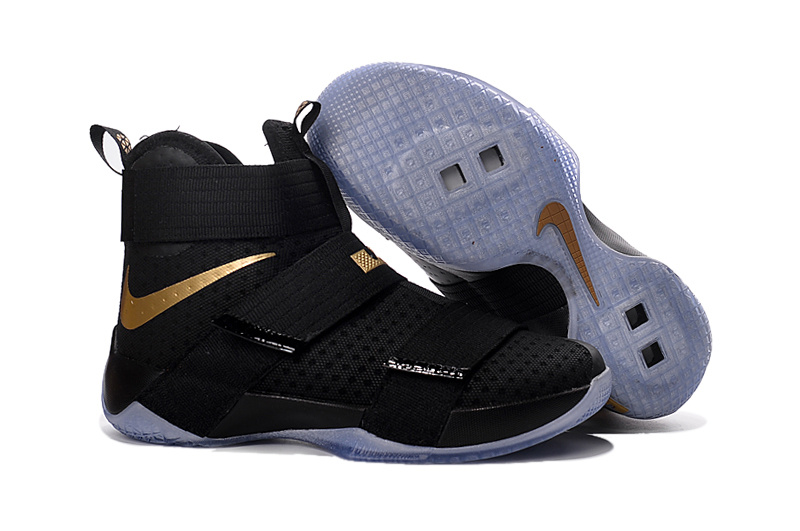 half off e3dfd 02379 Prev Nike Lebron Soldier 10 X MVP Gold Black Chanmpionship Basketball Shoes  Men Sneaker 844378. Zoom