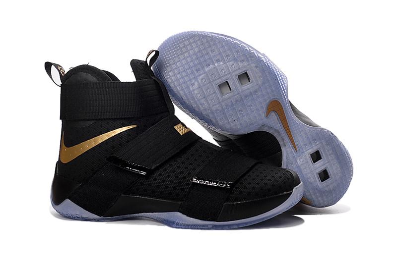 half off f75f6 b41ad Prev Nike Lebron Soldier 10 X MVP Gold Black Chanmpionship Basketball Shoes  Men Sneaker 844378. Zoom