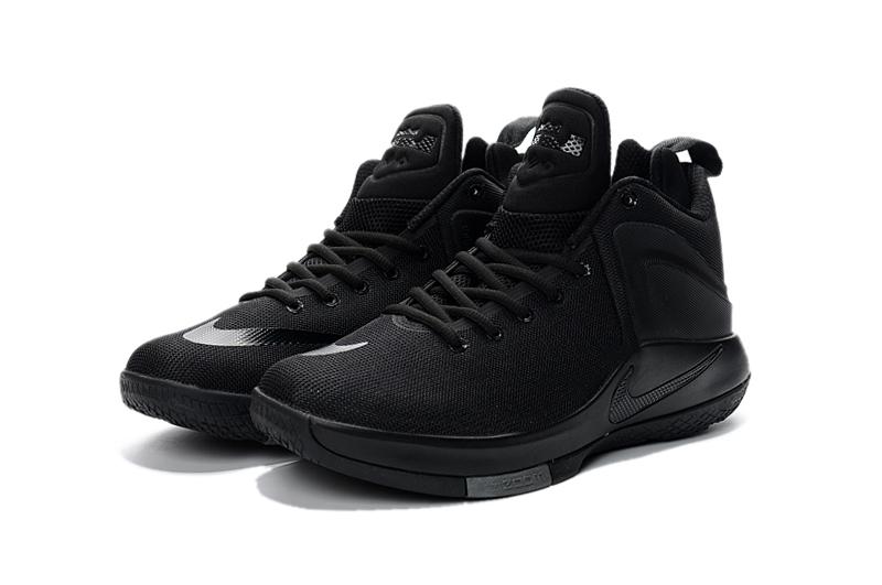 Nike Zoom Witness EP Lebron James Black Men Basketball Shoes 884277