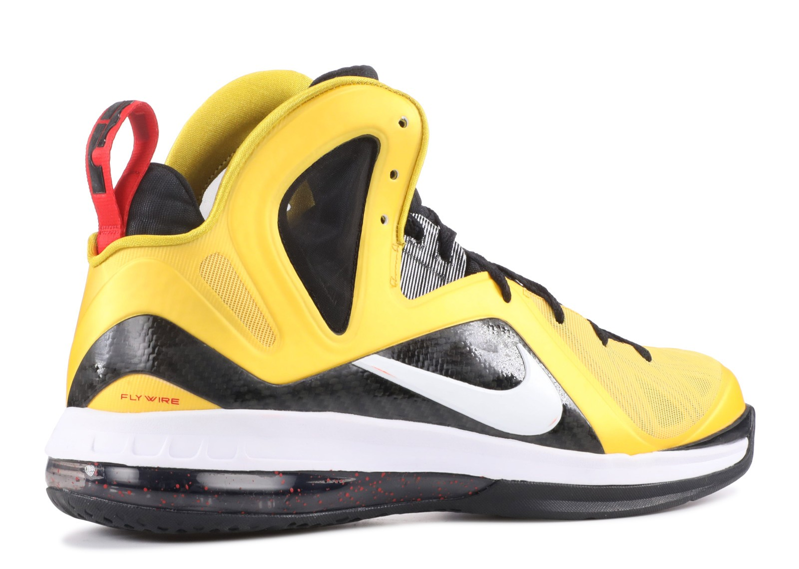 reputable site 70979 096cc ... Lebron 9 PS Elite Taxi Maize Black Varsity White Sport Red 516958-700  ...