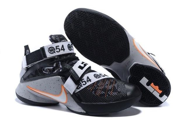 low priced 36bf0 f1028 Prev Nike Lebron 9 IX Soldier Quai 54 LMTD James King Europe Black  810803-015. Zoom