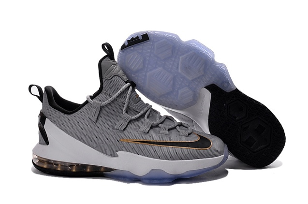 online retailer 6fe69 a1164 Prev Nike Lebron XIII Low EP 13 James Men Basketball Sneakers Shoes Wolf Grey  Black ...