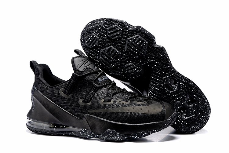 cc49c6411dab Prev Nike Lebron XIII Low EP James 13 Triple Black Men Basketball Shoes  831926-001