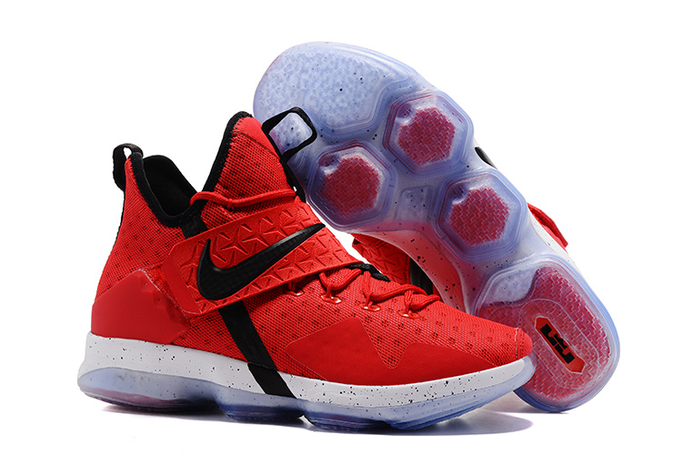ec1d5154873 Prev Nike Lebron XIV EP 14 Lebron James University Red Brick Road Men  Basketball Shoes 921084-. Zoom