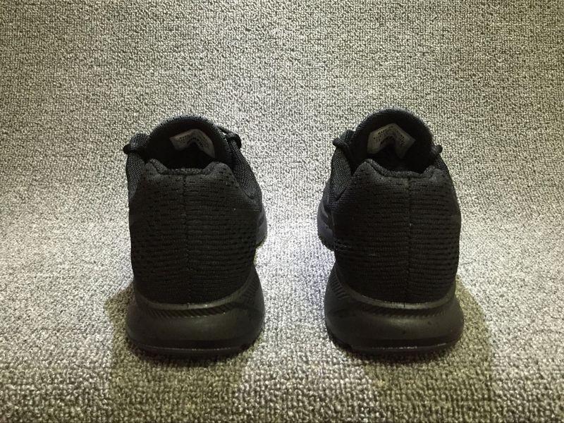Nike Air Zoom Pegasus 33 Low Black Mens Shoes 872971