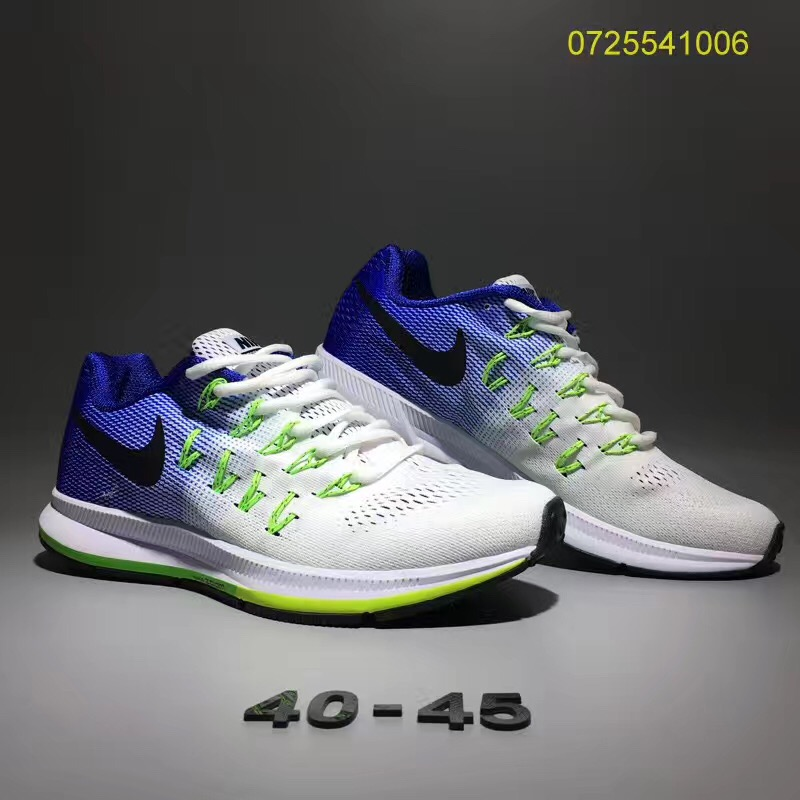 save off d8a72 f71f0 Prev Nike Air Zoom Pegasus 33 Men Running Shoes Blue Yellow White. Zoom
