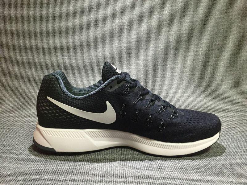 d9d664469d78 Prev Nike Air Zoom Pegasus 33 Running Training Shoes Black White 831352-001.  Zoom