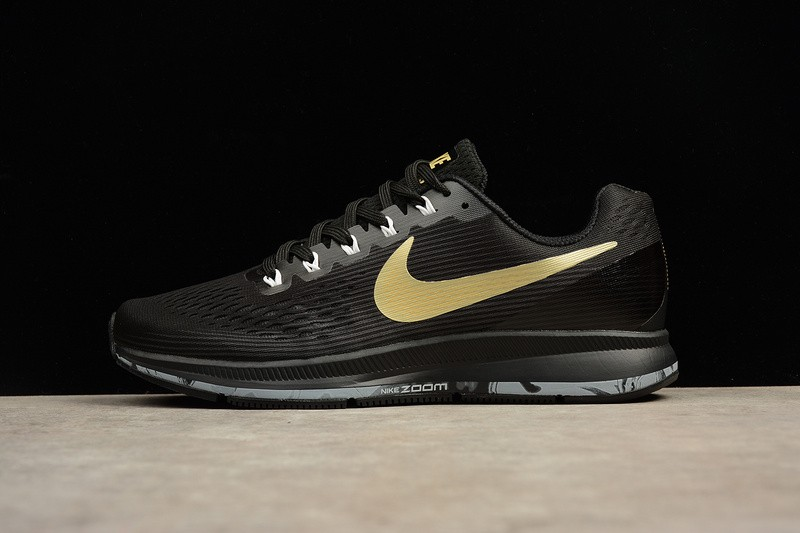 5b2d86d413d97 Prev Nike Air Zoom Pegasus 34 Running Black Yellow Anthracite 880555-017.  Zoom
