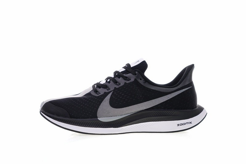 3d2c19c4adb7 Prev Nike Zoom Pegasus 35 Turbo Running Shoes Black Grey Sneakers AJ4115-001.  Zoom