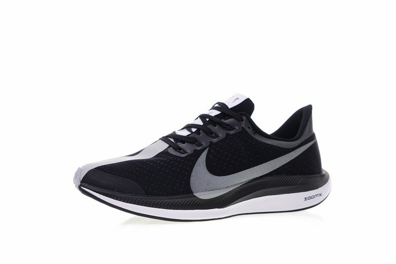 bc366debbed3 Nike Zoom Pegasus 35 Turbo Running Shoes Black Grey Sneakers AJ4115-001 ...