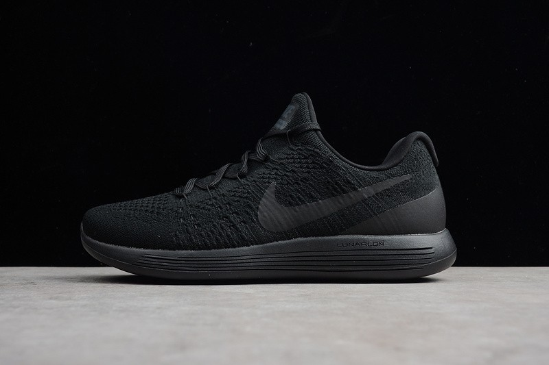 75ef6cdd32c Prev Nike Lunarepic Low Flyknit 2.0 Triple Black Racer Blue Anthracite  863779-014