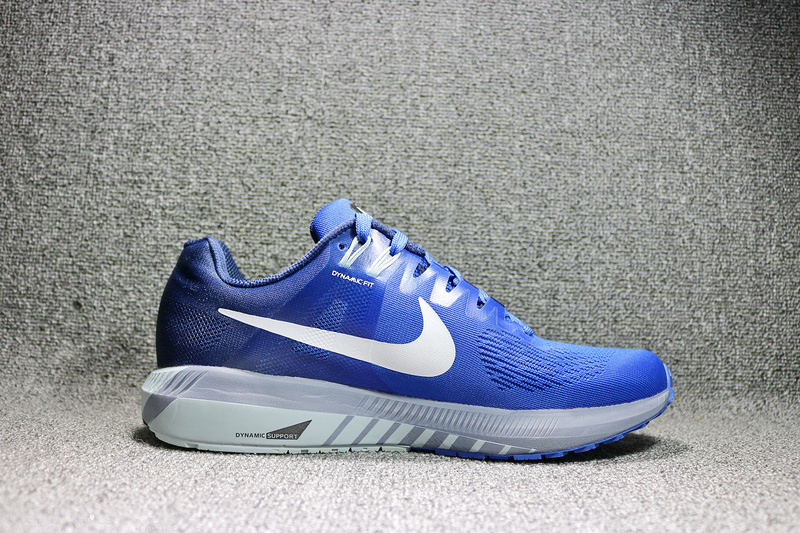 Prev Nike Air Zoom Structure 21 Blue White 904695-402. Zoom cb26ffdcbd93