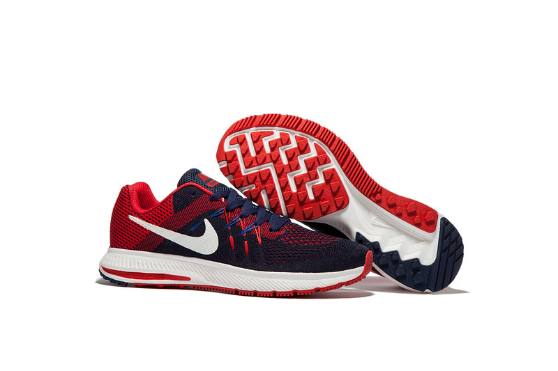 timeless design 59c4a bb5e8 Prev Nike Zoom Winflo 2 Black Red Blue Men Running Shoes Sneakers Trainers  807276. Zoom