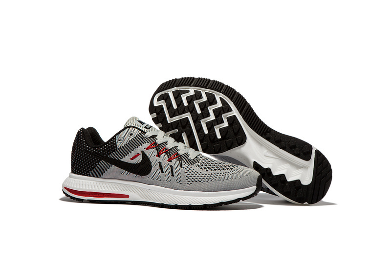 quality design 18ccc 0381f Prev Nike Zoom Winflo 2 Black Red Grey Men Running Shoes Sneakers Trainers.  Zoom
