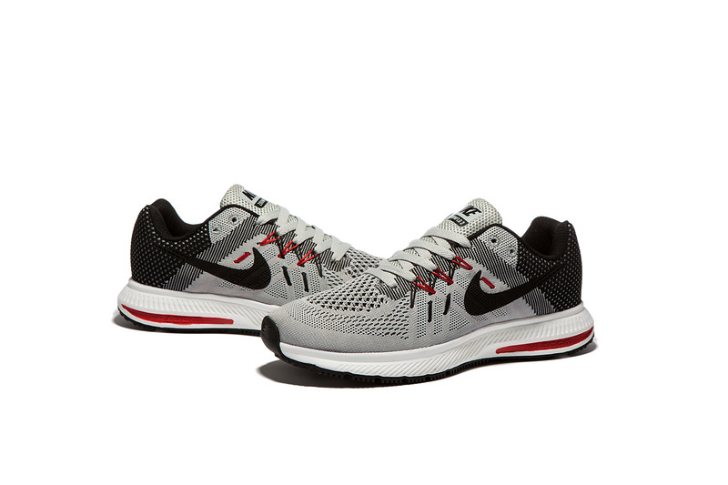 354bf8caa990 ... canada nike zoom winflo 2 black red grey men running shoes sneakers  trainers 7e56c 11f20