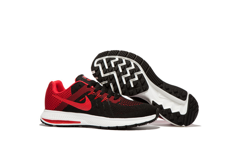 31a6c05c1023 Prev Nike Zoom Winflo 2 Black Red Unisex Running Shoes Sneakers Trainers  807276-006. Zoom