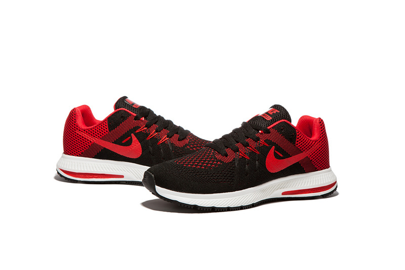 2e80bb5dab0b ... official nike zoom winflo 2 black red unisex running shoes sneakers  trainers 807276 006 5aa18 7b0f5