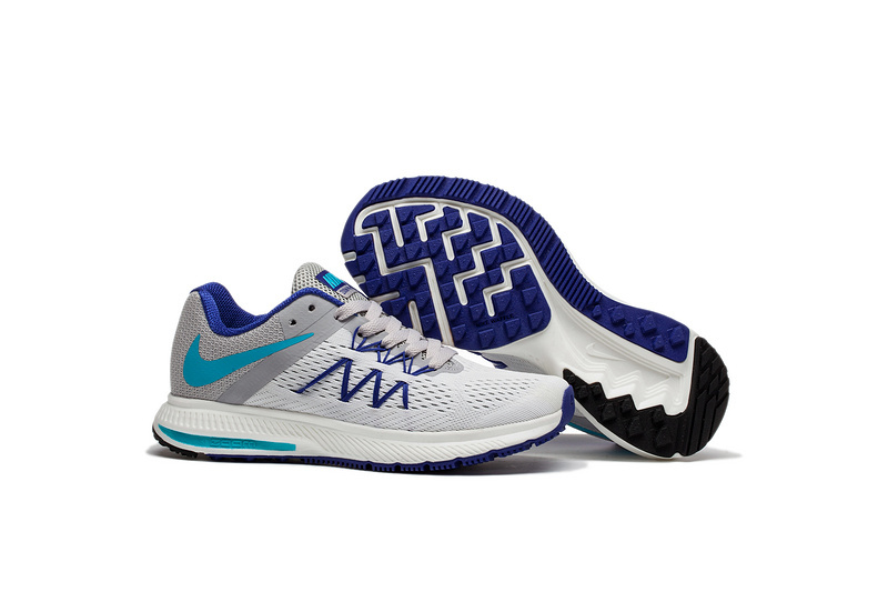 brand new 52755 0d592 Prev Nike Zoom Winflo 3 White Grey Blue Purple Women Running Shoes Sneakers  Trainers 831561. Zoom