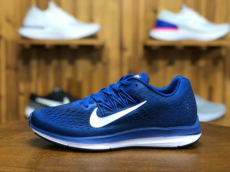 eb195c618770 Prev Nike Zoom Winflo 5 Blue White Mens Running Shoes AA7406-400. Zoom